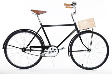 Bronks Black Bowery Lane Bicycles