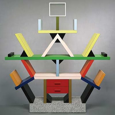 Ettore Sottsass, Design, Italian Design, Milanese