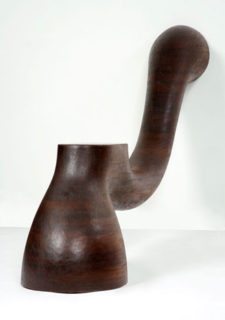 Wood Sculpture, Wendell Castle