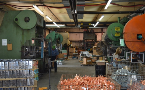 Jacob Bromwell Factory