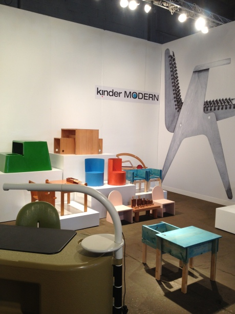 Kinder Modern at Collective Design