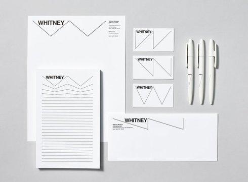 Whitney Rebranding